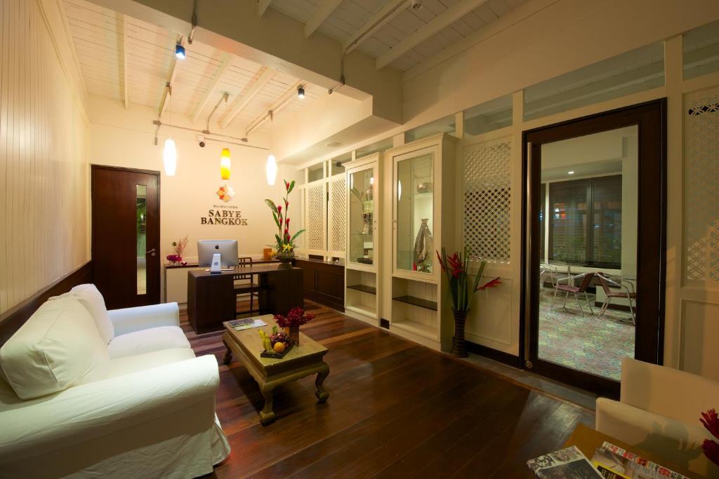Отель Sabye Bangkok, Бангкок