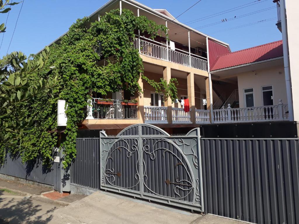 Гостевой дом Зеленый, Гагра, Абхазия