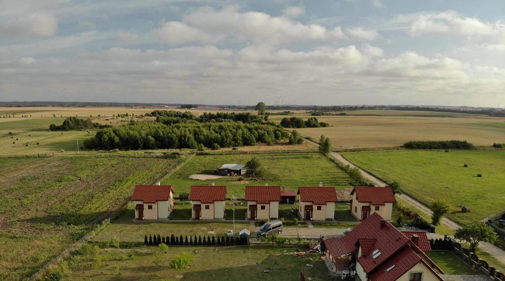 Domki Letniskowe Sona, Устка, Польша