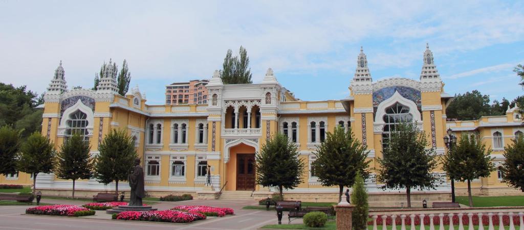 Санаторий Главные Нарзанные Ванны, Кисловодск