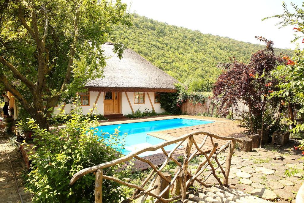 Гостевой дом Casa din lunca, Требужены, Республика Молдова