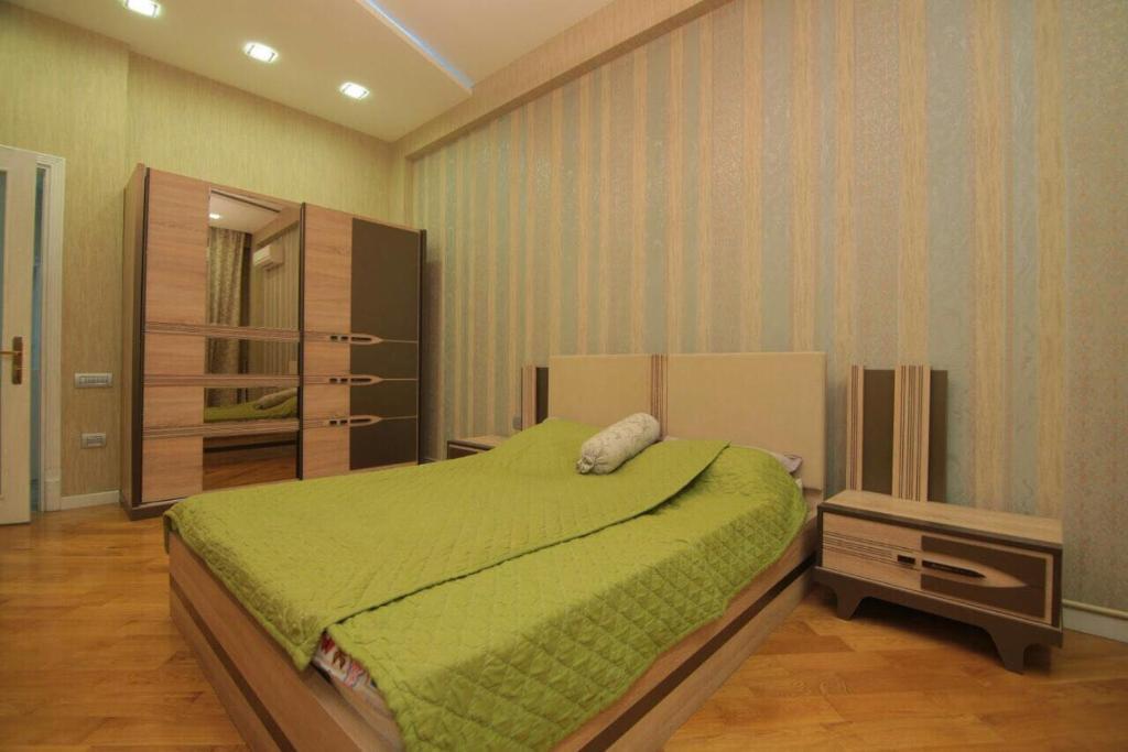 Апартаменты Бульвар на улице Узеира Гаджибекова, 25