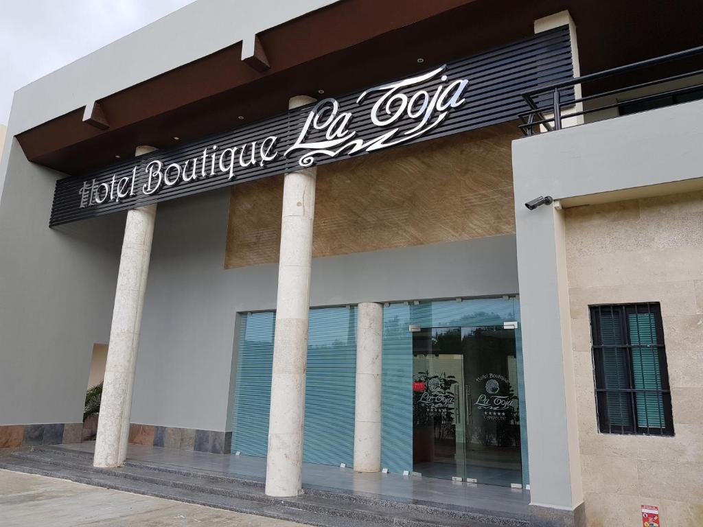 Отель Hotel Boutique La Toja Campeche, Кампече