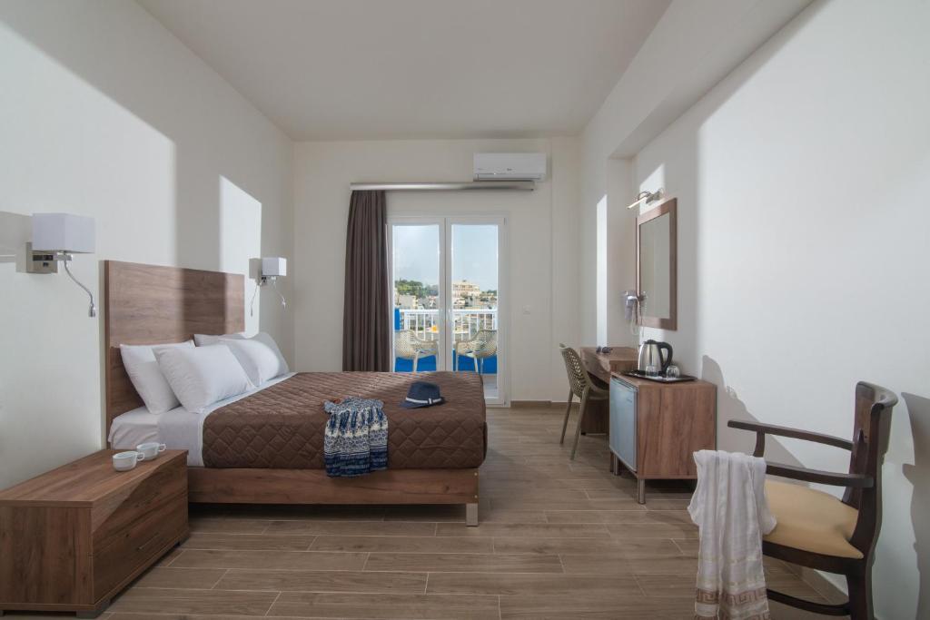 Апарт-отель Belvedere Hotel Apartments, Агия-Пелагия