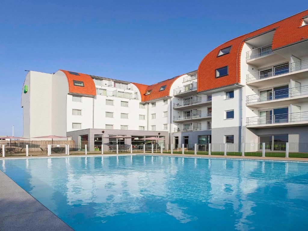 Holiday Suites Zeebrugge, Кнокке-Хейст, Бельгия