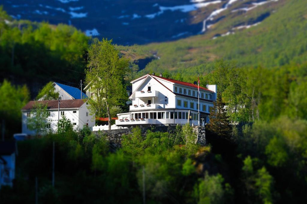 Hotel Utsikten, Гейрангер, Норвегия
