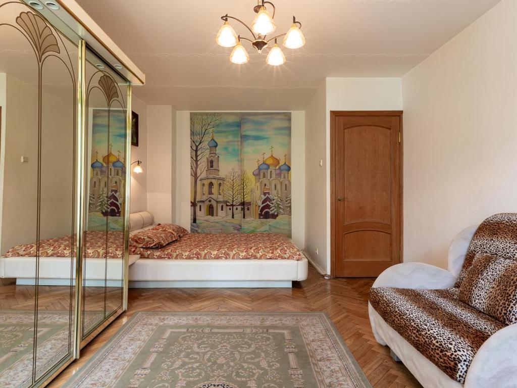 Апартаменты на Пресненском Валу, Москва