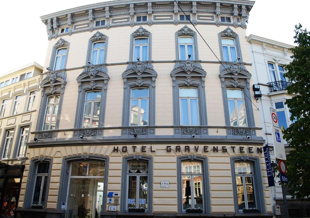 Hotel Gravensteen, Гент, Бельгия