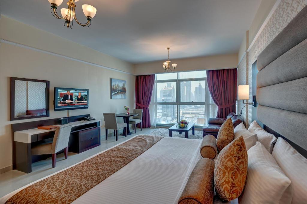 Emirates Grand Hotel Apartments, Дубай, ОАЭ