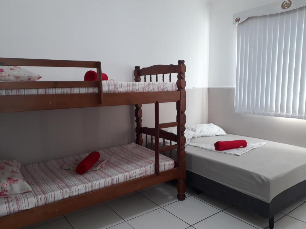 Семейный отель Central Hostel Arraial do Cabo, Арраял-ду-Кабу