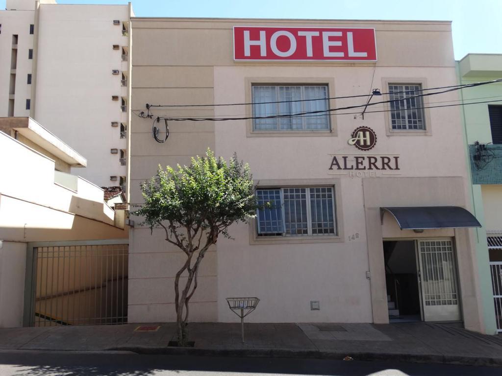Апарт-отель Alerri Hotel, Рибейран-Прету
