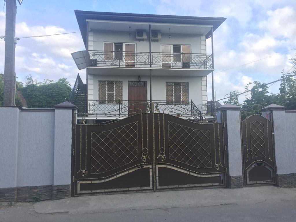 Гостевой дом Алистера