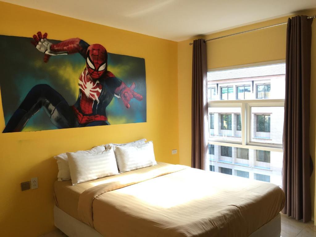 Хостел Au Bon Hostel, Бангкок