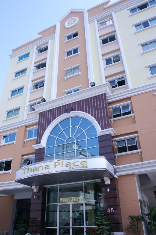 Thana Place Charunsanitwong 34