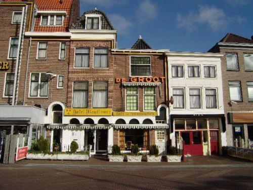 Hotel Mayflower, Лейден, Нидерланды