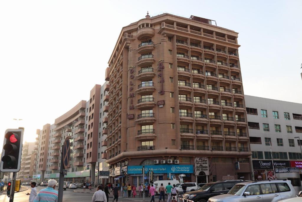 Dolphin Hotel Apartments, Дубай, ОАЭ