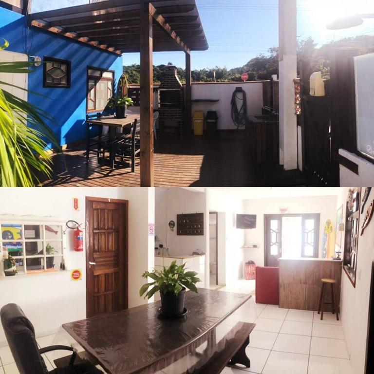 Хостел Hostel Lar Azul, Бомбиньяс