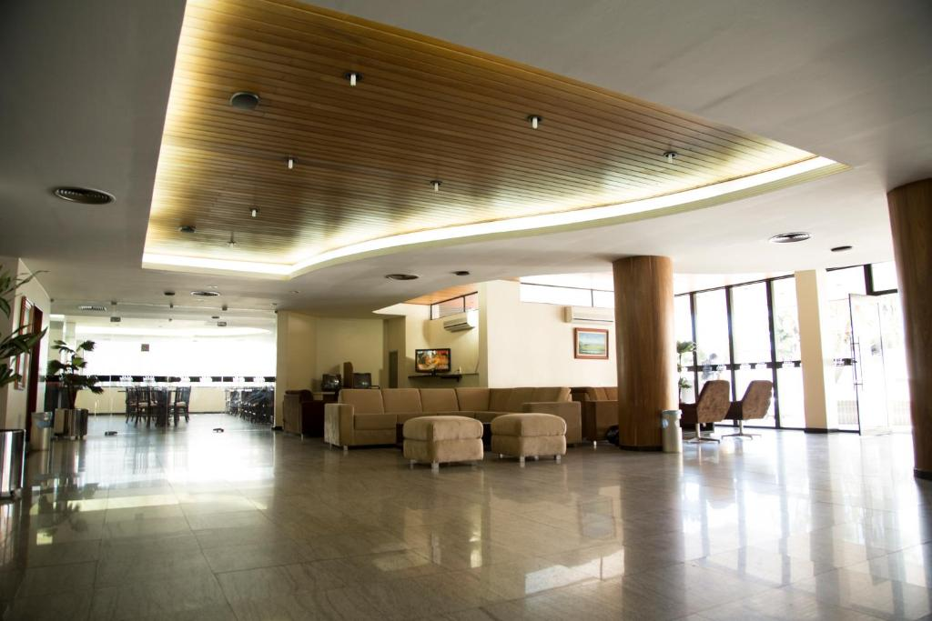 Отель Monza Palace Hotel, Натал