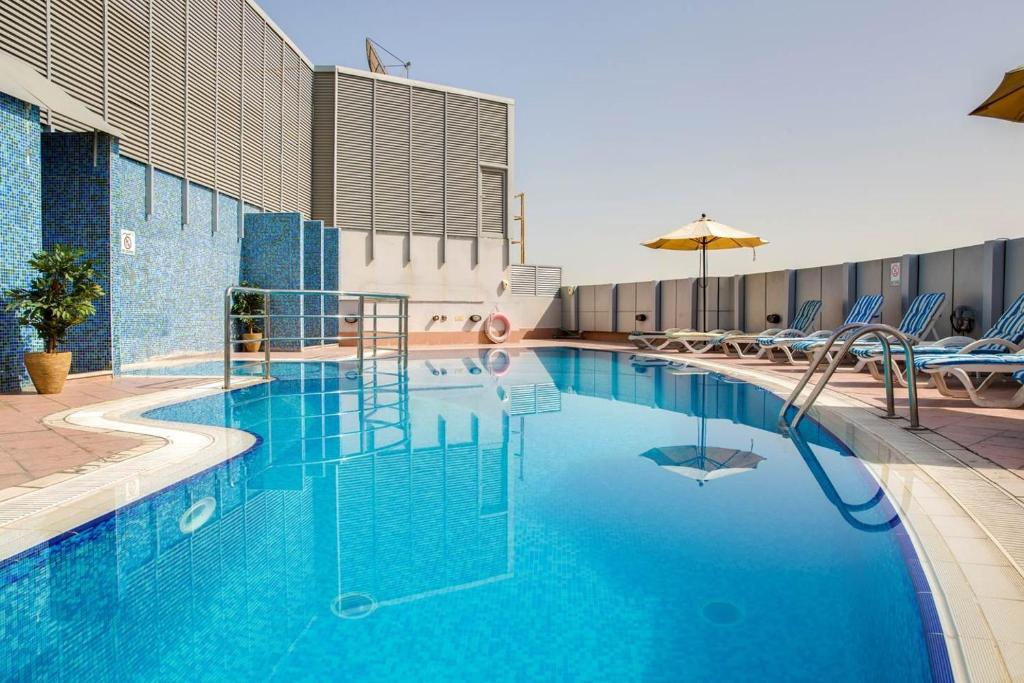 Park Inn by Radisson Hotel Apartments Al Rigga, Дубай, ОАЭ