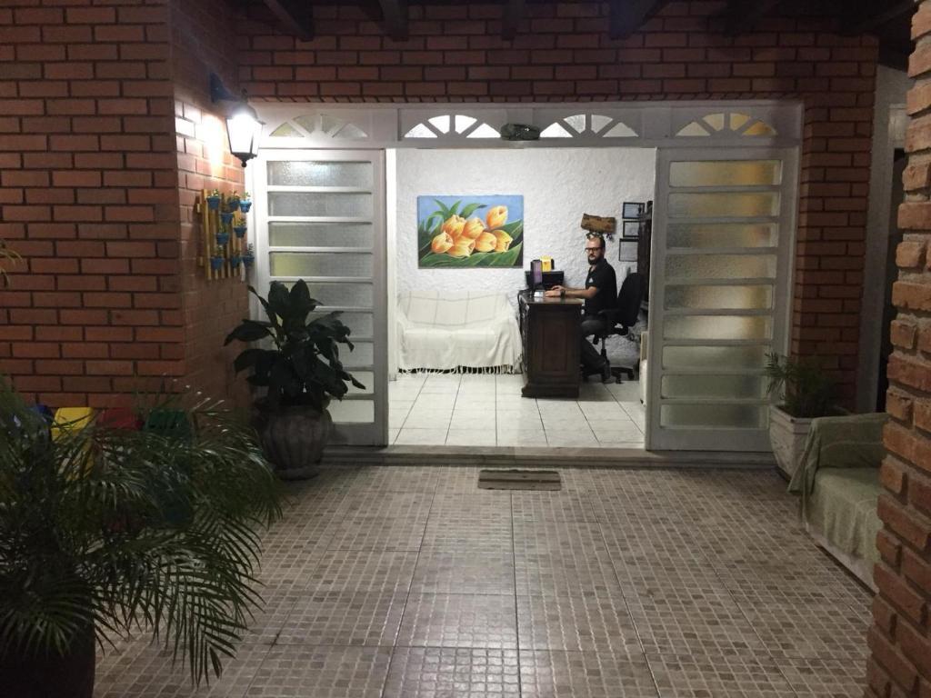 Гостевой дом Pousada Monasol, Гуарапари