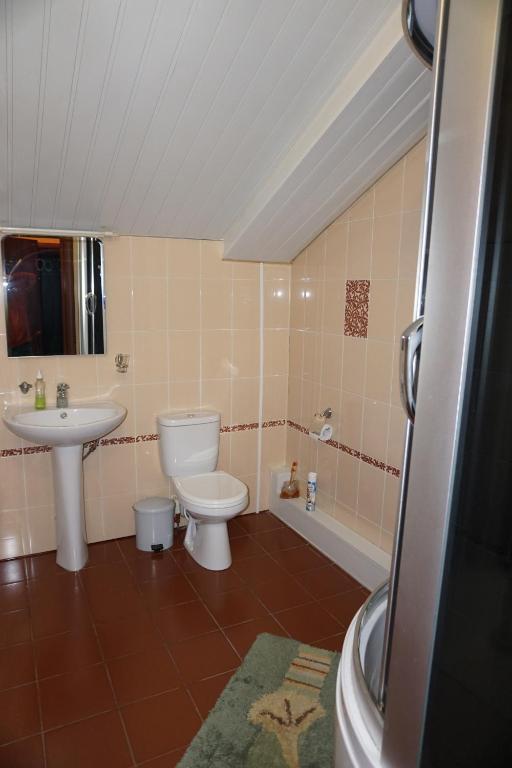 Номер (Односпальная кровать в общем номере) мини-гостиницы Мини-отель Зодиак
