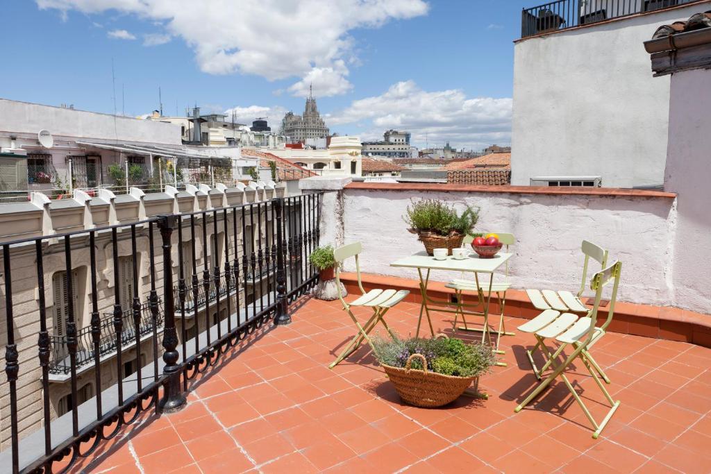 Apartamentos Mayor Centro, Мадрид