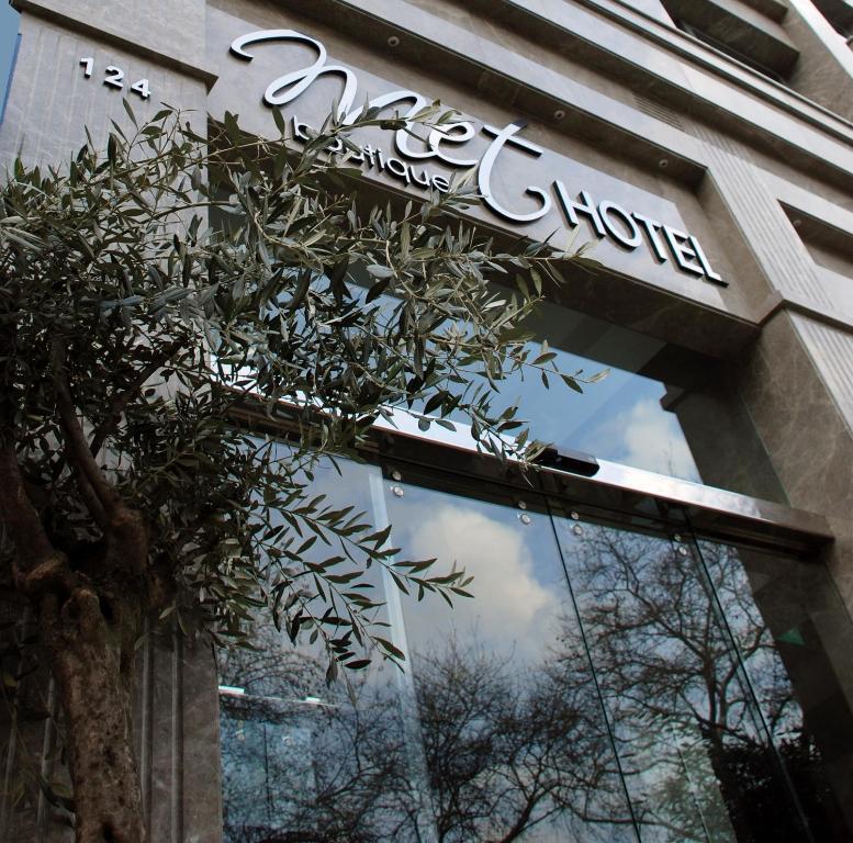 Бутик-Отель Met, Измир, Турция