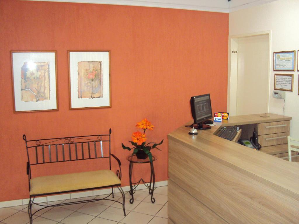 Отель Garbo Hotel, Рибейран-Прету