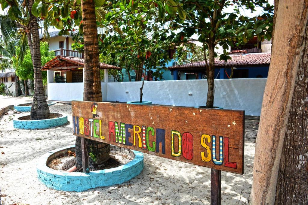Хостел Hostel América do Sul, Жижока-ди-Жерикоакоара