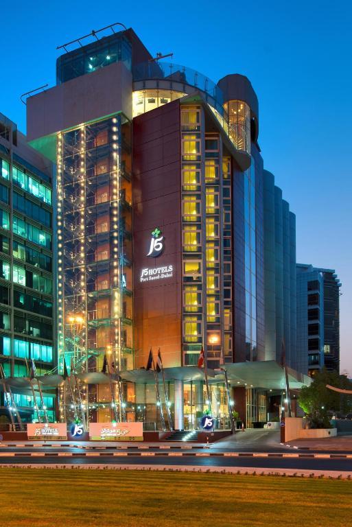 J5 Hotels – Port Saeed (Formerly Rihab Rotana), Дубай, ОАЭ