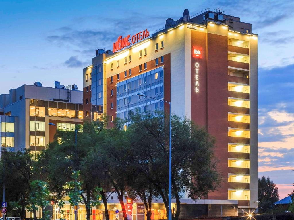 Отель Ибис, Самара
