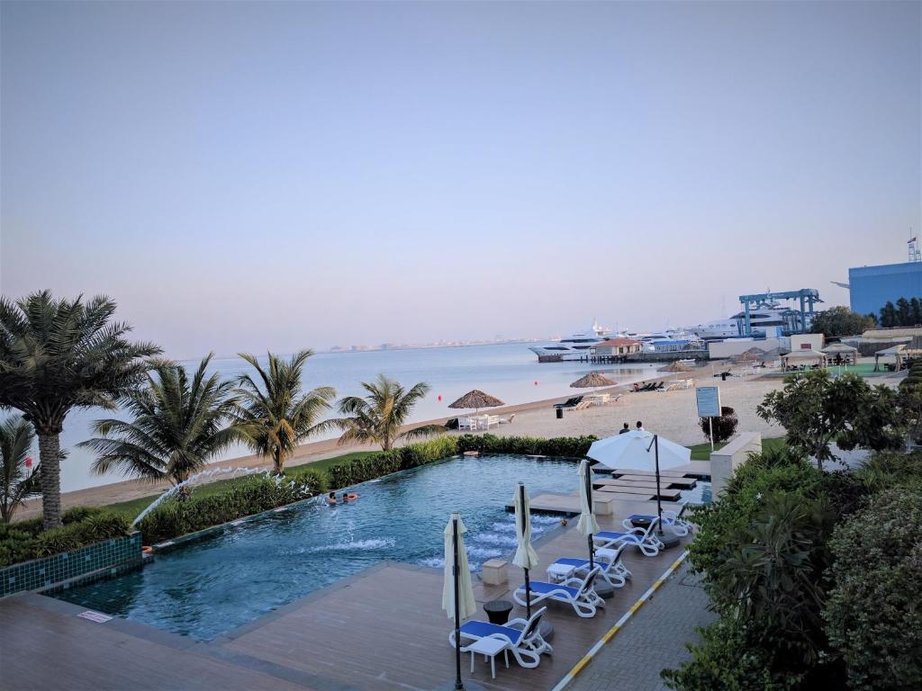 Pearl Beach Hotel, Умм-эль-Кайвайн, ОАЭ