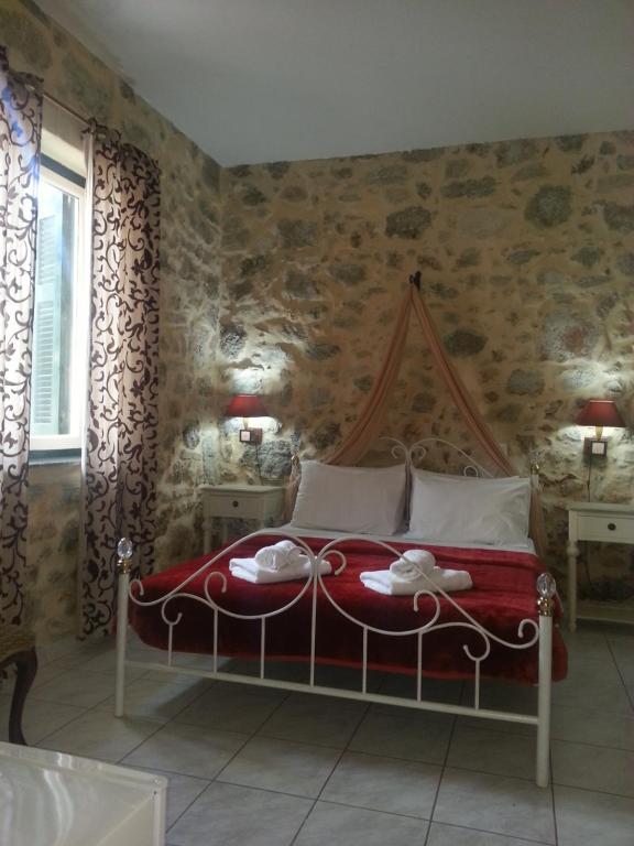 Гостевой дом Hariklia Rent Rooms, Зарос