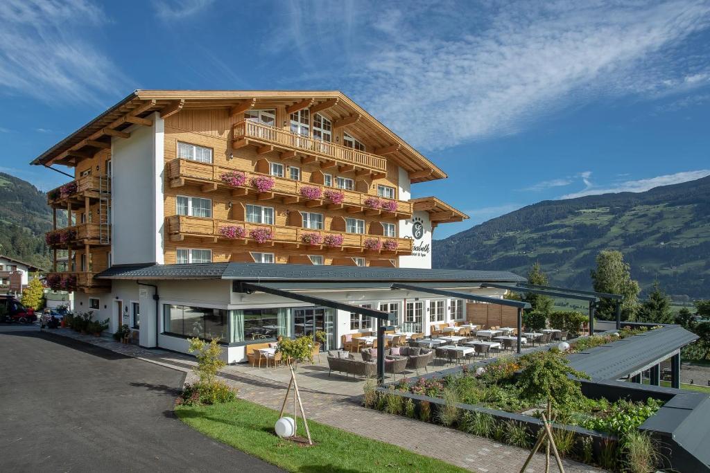 Hotel Elisabeth, Альпбах, Австрия