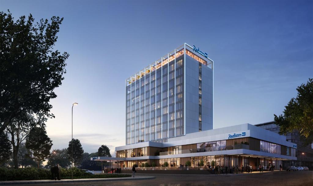 Radisson Blu Caledonien Hotel, Kristiansand, Кристиансад, Норвегия