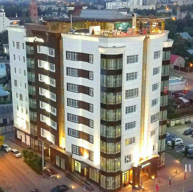 Отель Best Western Русский Манчестер, Иваново