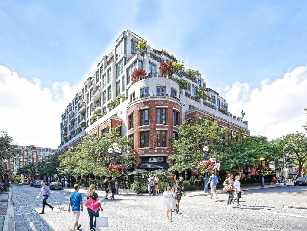 The Hazelton Hotel, Торонто