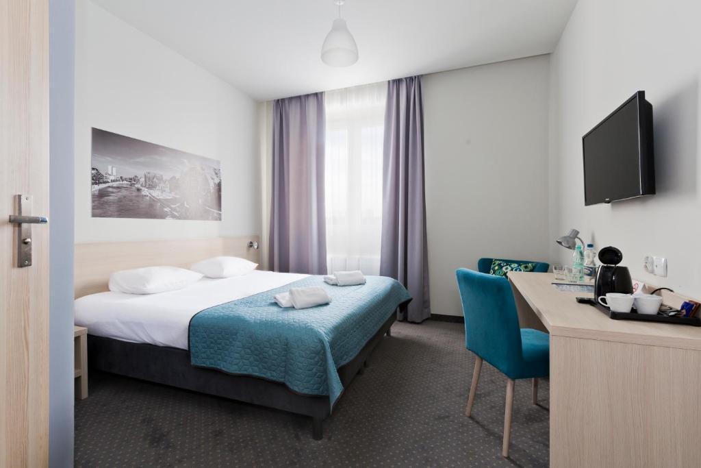 Hotel Silver, Быдгощ, Польша