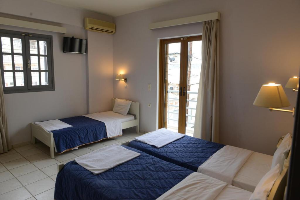 Отель Sunbeam, Айос-Николаос