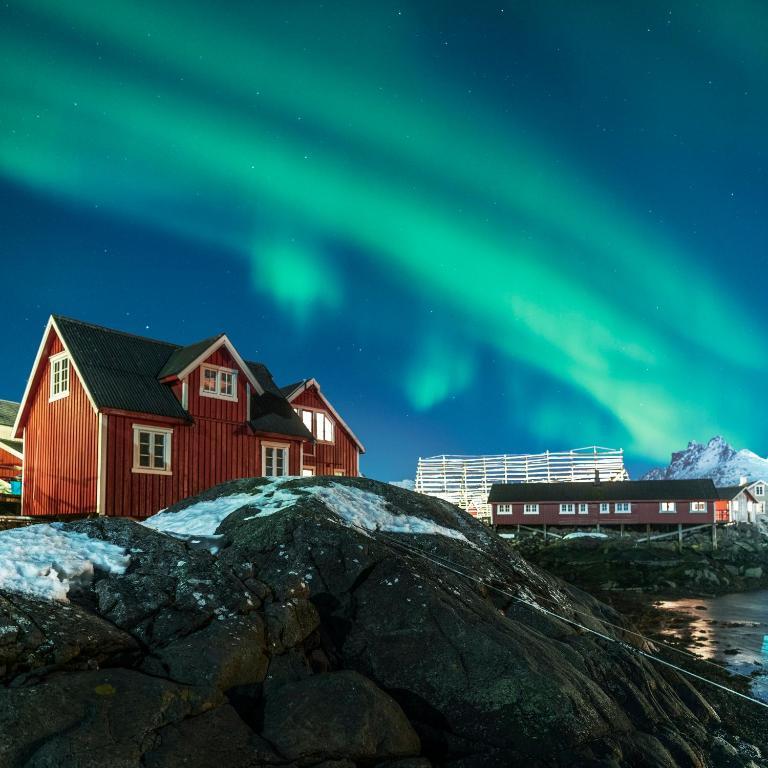 Svinøya Rorbuer, Сволваер, Норвегия