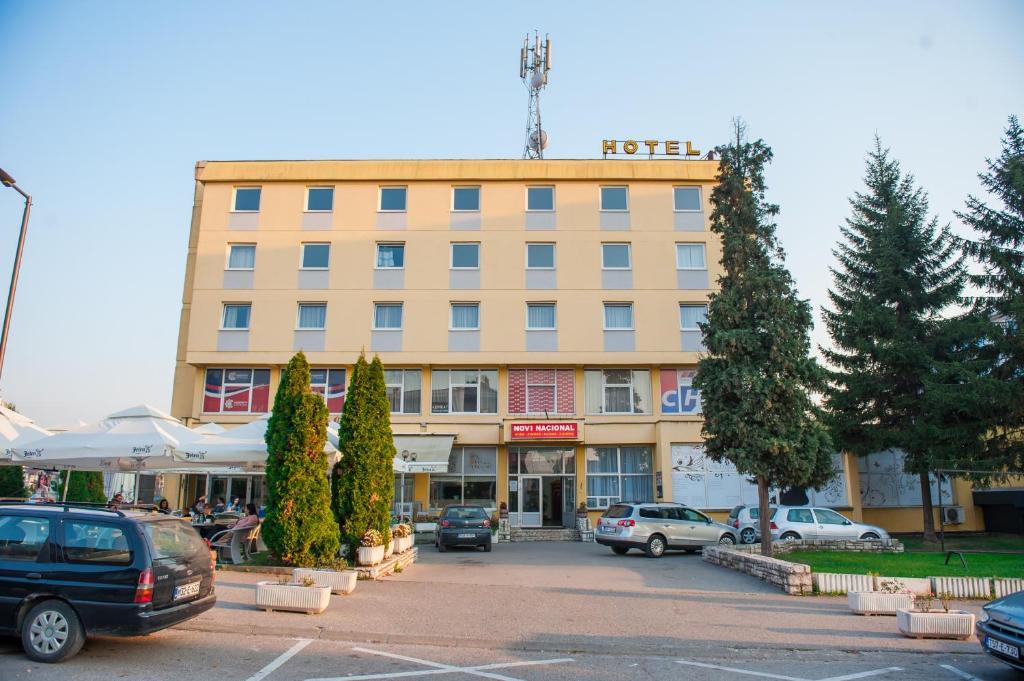 Hotel Novi Nacional, Баня-Лука, Босния и Герцеговина