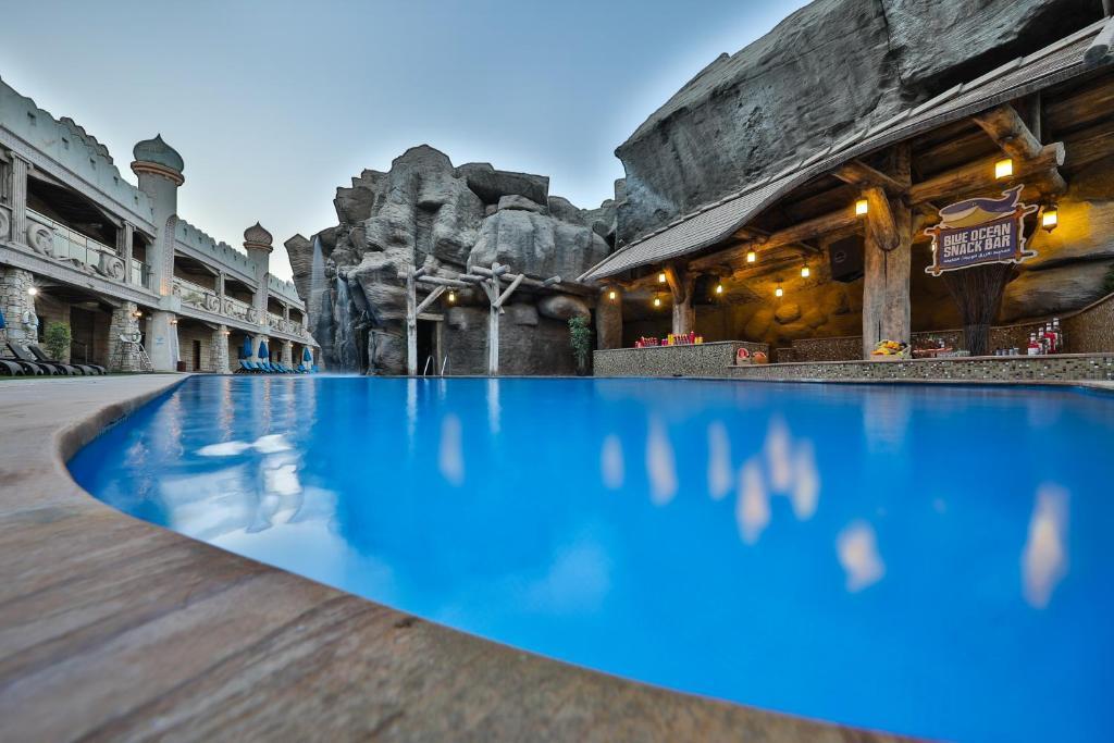 Emirates Park Resort, Аль-Раба, ОАЭ