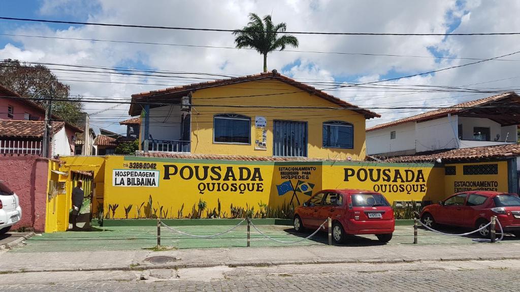 Гостевой дом Pousada Quiosque, Порту-Сегуру