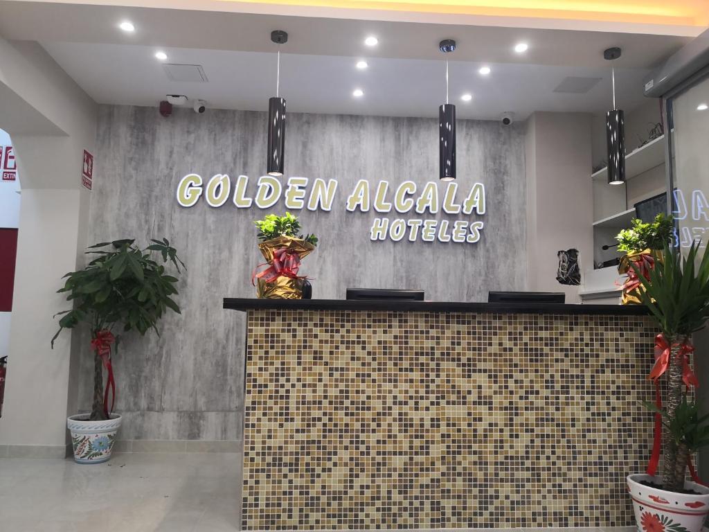 Golden Alcala, Мадрид