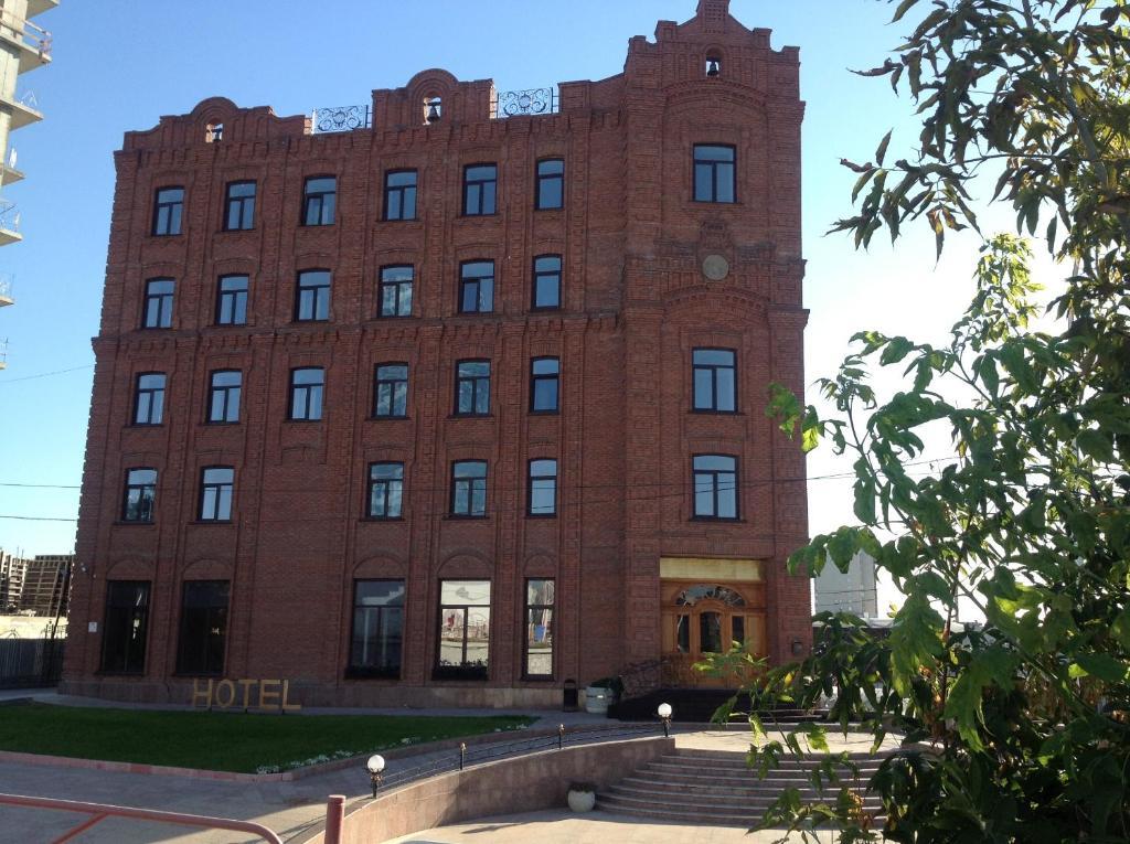 Отель Садовая