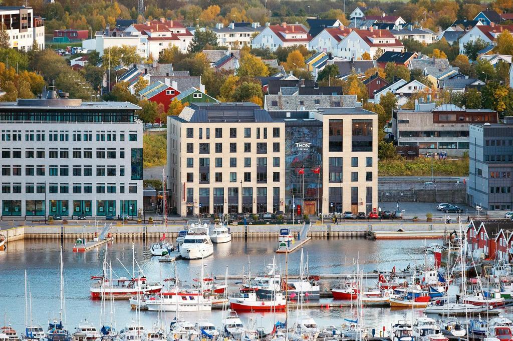 Thon Hotel Nordlys, Буде, Норвегия
