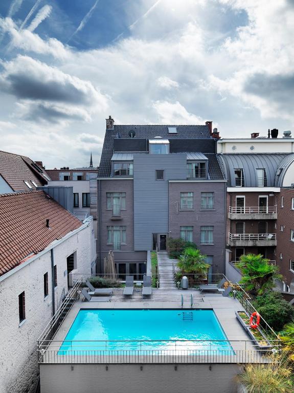Hotel Harmony, Гент, Бельгия