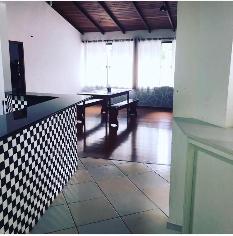 Семейный отель Hostel O Sobrado, Жоинвили