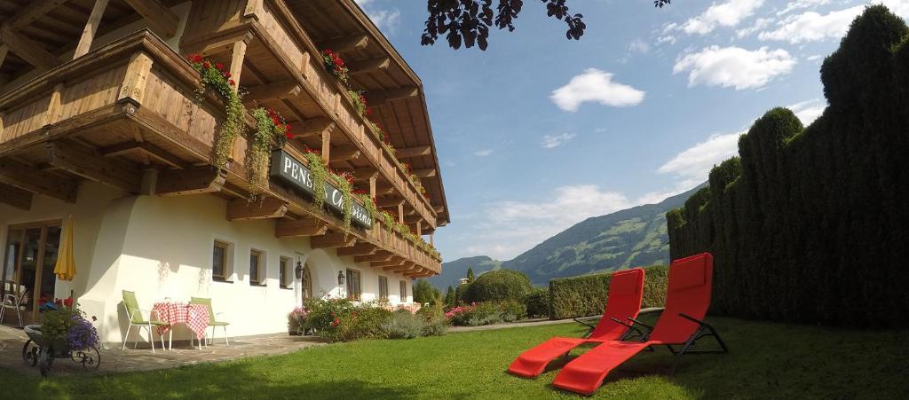 Pension Garni Christina, Альпбах, Австрия