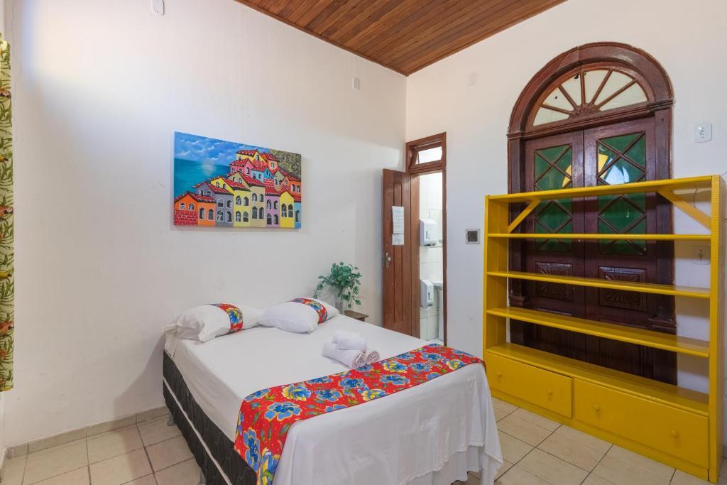 Гостевой дом Pousada Brisa do Mar, Порту-Сегуру